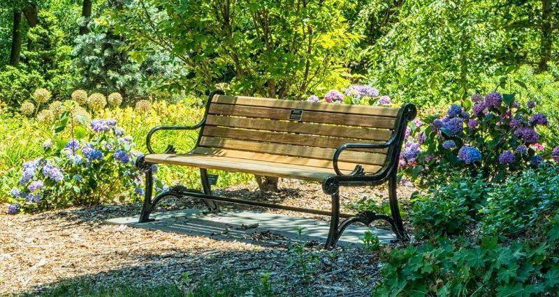 Sommer Gartendeko Test